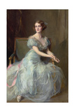 Portrait of Lady Illingworth, 1934 Giclée-tryk af Philip Alexius De Laszlo