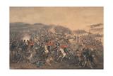 Battle of Balaklava, 1854-55 Giclee Print by Orlando Norie