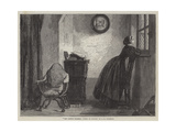 The Ladye's Chamber, Tower of London Giclee Print by Philip Hermogenes Calderon