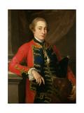 10th Earl of Pembroke (1734-94) Giclée-vedos tekijänä Pompeo Girolamo Batoni