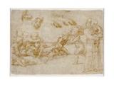 Amorini at Play Reproduction procédé giclée par  Raphael