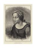 The Madonna Reproduction procédé giclée par  Raphael