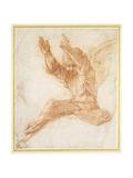 An Angel Reproduction procédé giclée par  Raphael