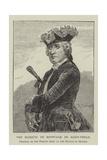 The Marquis De Montcalm De Saint-Veran, General of the French Army at the Battle of Quebec Reproduction procédé giclée par Richard Caton Woodville II