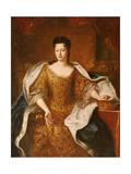 Elisabeth-Charlotte D'Orleans (1676-1744) Duchesse De Lorraine Giclee Print by Pierre Gobert