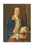 Joseph Henry of Straffon Giclée-vedos tekijänä Pompeo Girolamo Batoni
