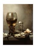 Still Life, 1643 Lámina giclée por Pieter Claesz