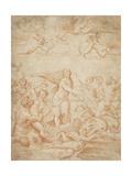 The Triumph of Galatea Reproduction procédé giclée par  Raphael