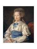 Princess Cecilia Mahony Giustiniani, 1785 Giclée-vedos tekijänä Pompeo Girolamo Batoni