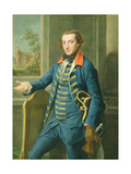 William Weddell (1736-92) C.1765 Giclée-vedos tekijänä Pompeo Girolamo Batoni