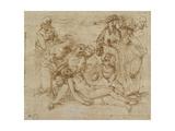 Lamentation Reproduction procédé giclée par  Raphael