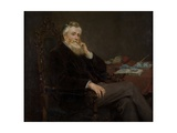 Portrait of Spence Watson, 1897 Giclee Print by Ralph Hedley
