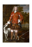 Portrait of Kenneth Sutherland, 3rd Lord Duffus (D.1732) Giclee Print by Richard Waitt