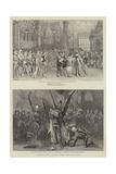 Christmas Plays and Pantomimes Reproduction procédé giclée par Robert Barnes
