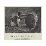Nada the Lily Reproduction procédé giclée par Richard Caton Woodville II