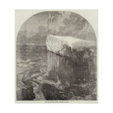 The Cave of Fingal, Staffa Giclee-trykk av Samuel Read
