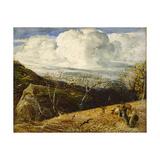The White Cloud, C.1833-34 Giclee Print by Samuel Palmer
