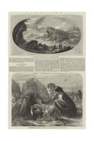 Fine Arts Giclée-tryk af Salvator Rosa