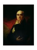 Self Portrait, C.1815 Giclee-trykk av Sir Henry Raeburn