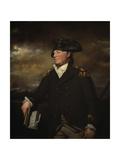 Rear-Admiral Charles Inglis (C.1731-91), C.1783 Giclee-trykk av Sir Henry Raeburn