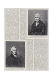 The Life of William Ewart Gladstone Giclee-trykk av Sir Henry Raeburn