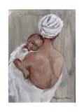 Madre e hijo Lámina giclée por Rosemary Lowndes