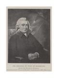 The Original of Weir of Hermiston Giclee-trykk av Sir Henry Raeburn