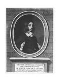 Georges De Scudéry Reproduction procédé giclée par Robert Nanteuil