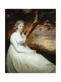 Mrs Anne Stewart of St Fort Giclee-trykk av Sir Henry Raeburn