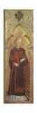 St. Lawrence Giclée-tryk af Sassetta,