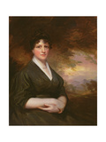 Harriet Scott of Harden, 1795 Giclee-trykk av Sir Henry Raeburn