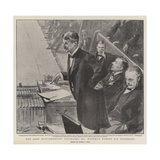 The Army Supplementary Estimates, Mr Wyndham Making His Statement Giclee Print by Sydney Prior Hall