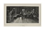 A Dilemma Giclee Print by Hubert von Herkomer