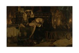 The Death of the Pharaohs Firstborn Son, 1872 Giclee Print by Sir Lawrence Alma-Tadema