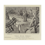 That Wild Wheel Giclee Print by Sydney Prior Hall