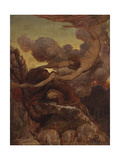 Perseus and Andromeda Giclee Print by William Blake Richmond