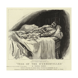 Tess of the D'Urbervilles Giclee Print by Hubert von Herkomer