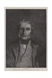 John Ruskin Giclee Print by Hubert von Herkomer