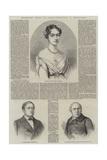 Important Trial in Paris, Bonaparte V Bonaparte Giclee Print by Thomas Harrington Wilson