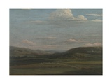 The Vale of Pencerrig, 1776 Giclée-tryk af Thomas Jones