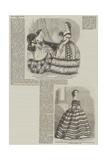 The Coventry Ribbon Trade Giclee Print by Thomas Harrington Wilson