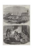 The New Hartley Pit Calamity Giclee Print by Thomas Harrington Wilson