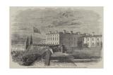 The Parliament Buildings Giclee Print by Thomas Harrington Wilson
