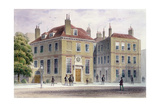 New Inn, 1850 Giclee Print by Thomas Hosmer Shepherd