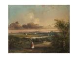 Carlisle, Cumbria Giclee Print by Thomas Miles Richardson