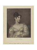 Lady Grosvenor Giclée-tryk af Thomas Lawrence