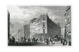 Piccadilly, from Coventry Street, 1830 Giclee Print by Thomas Hosmer Shepherd