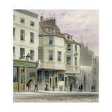 The Boars Head Inn, King Street, Westminster, 1858 Giclee Print by Thomas Hosmer Shepherd