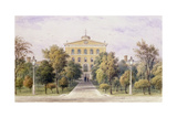 Governor's House, Tothill Fields New Prison, 1852 Giclee Print by Thomas Hosmer Shepherd