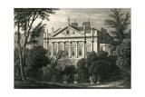 Earl Spencer's House, Green Park, 1829 Giclee Print by Thomas Hosmer Shepherd